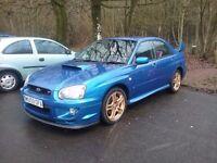 Subaru impreza wrx £2900 will take part x