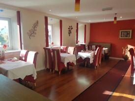 Indian Restaurant Central Scotland