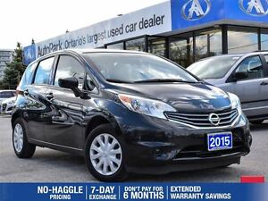 2015 Nissan Versa Note 1.6 SV | BACKUP CAM | XM RADIO