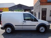 NO VAT! Ford Transit Connect 1.8TDCi T200 panel van SWB in silver 57 plate (42)