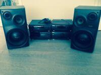 Technics CD Stereo System ST-CH505