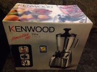 Kenwood Smoothie Pro 2L 700W Silver Blender Smoothie Maker - Full Working Order/Excellent Condition