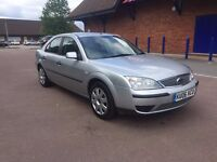 2006 Ford Mondeo 2.0 LX Petrol Automatic 5dr Silver