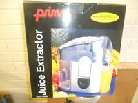 Prima Juice Extractor