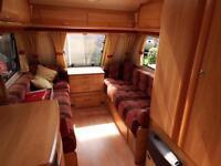 Sterling Eccles caravan 2 Berth