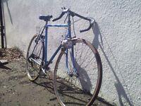 Sun Birmingham 70s retro road bike - large 23 inch frame