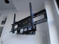 This TV bracket is suitable for TV's from 28 to 80 inches