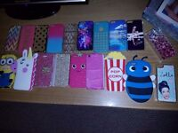 19 iPhone 5c covers £25