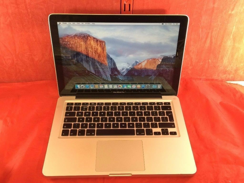 "Apple MacBook Pro A1278 13.3"", 2010, 500GB, Core 2 Duo Processor, 4GB RAM +WARRANTY, NO OFFERS, L170"