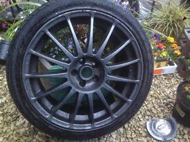 Multi spoke alloys