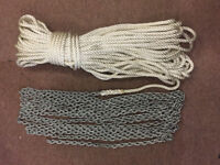 12mm Anchor Rope & chain
