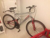 Gents 18 Speed Back & Front Suspension Mountain Bike Great Condition £70 ono