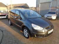 Ford S-Max 7 Seater 2.0 Diesel FREE WARRANTY