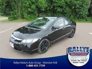 2010 Honda Civic DX-G! Keyless Entry! Alloy! Trade-In! Save!