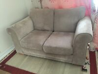 Compact sofa from next