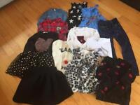 Girls clothes age 9-10 Marks&Spencer, used