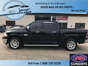 2013 Ram 1500 LONGHORN,AC,CRUISE,DVD,HEATED WHEEL AND SEATS!!!!!