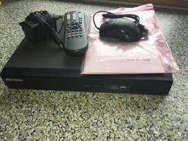 CCTV 4 camera DVR