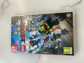 Nintendo Switch Game - Ninjago