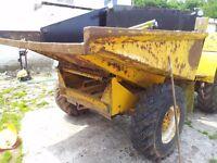 Dumper WINGET 4B2500 2.5 ton