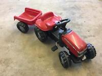 Rolly Kids Tractor & Trailer