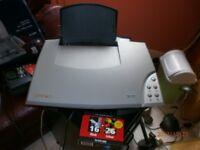 lexmark x1180 printer /scanner