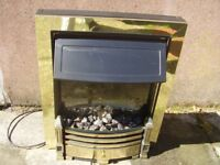 ELECTRIC FIRE INSET IN EXCELLENT CONDITION