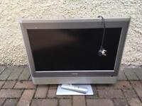 """24"""" Flat screen TV £35"""
