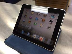 IPAD 1 32gb + étui - excellente condition  #F019933