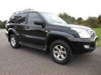 TOYOTA LANDCRUISER INVINSIBLE D4D LC4 3.0 TURBO DEISEL,AUTO, (2006) LADY OWNER!