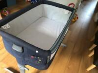 Chicco next2me crib - Next to me - great condition