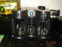 Morphy Richards Combi Coffee Maker w/ Frother