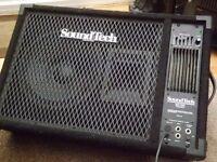 SoundTech Professional Audio Model MC100 Powered monitor.