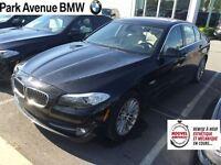 2011 BMW 535i xDrive EXECUTIVE w NAV/ CERTIFIED 160 000 KM
