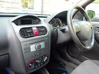 Silver Vauxhall Corsa 1.2 Design twinport.