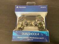 PS4 controller- brand new in box