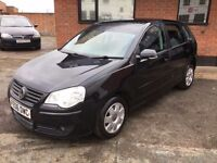 VOLKSWAGEN POLO 1.2 2006 5DR [spares or repairs]