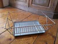 Dish drainer/rack - used only a handful of times
