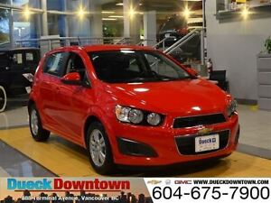 2016 Chevrolet Sonic LT -Original MSRP $ 23,165