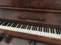 CHALLEN Piano free to a good home
