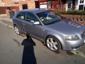 Audi a3 sline 2.0tdi dsg