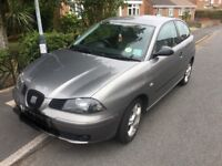 SEAT IBIZA 2004 (54). 12 Months MOT. Very reliable