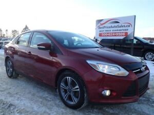 2014 Ford Focus SE! AUTO! CERTIFIED UNIT!!