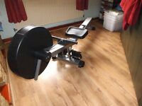 rowing machine only 8 months old still as good as new