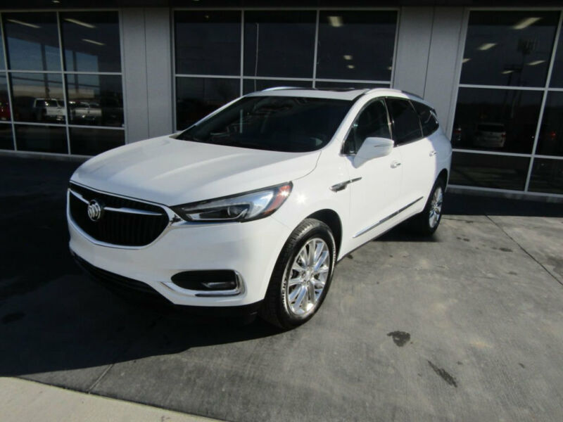 Image 3 Voiture American used Buick Enclave 2018