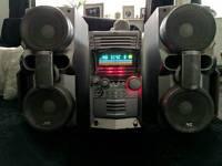 JVC CA-HXZ3R Home stereo