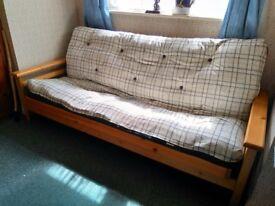 Sofa Bed - futon style, double