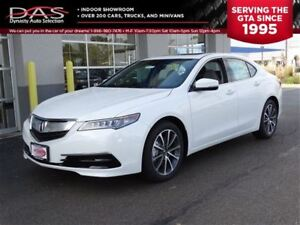 2015 Acura TLX TECHNOLOGY NAVIGATION/LEATHER/SUNROOF