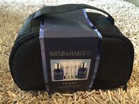 Baylis and Harding Sport Citrus Lime & Mint Wash Bag Gift Set