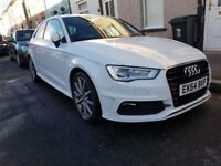 Audi A3 S Line 1.4 3dr - Comes with 2 FREE Audi Services + Lots of additional Extras
